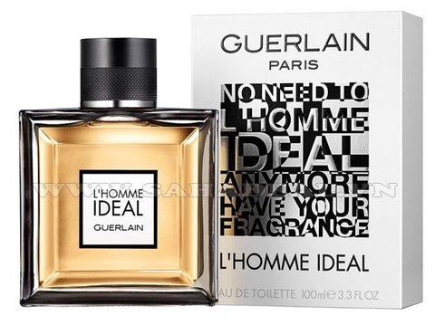 Nước Hoa Nam L'HOMME IDEAL GUERLAIN 100ml