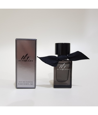 NƯỚC HOA NAM MR. BURBERRY EDP - 5ML