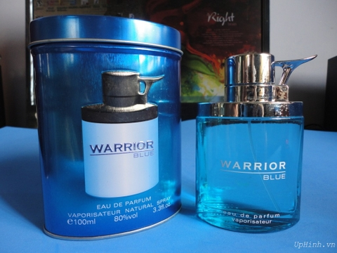 Nước Hoa Nam WARRIOR BLUE 100ml