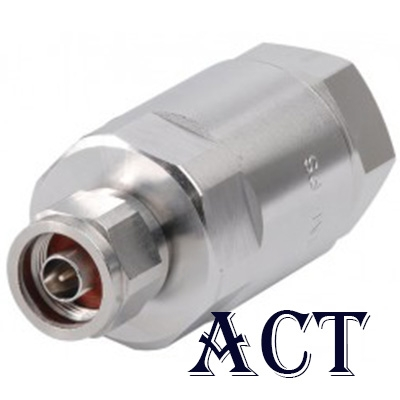 Connector N male for 7/8
