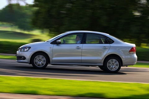 Volkswagen New Polo Sedan 2017