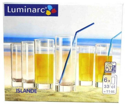 Ly TT cao Luminarc Islande 330ml D0614