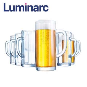 Ly bia TT Luminarc Bock Mindel 380ml G2617