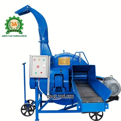 Hình ảnh máy băm cỏ 9RC-100