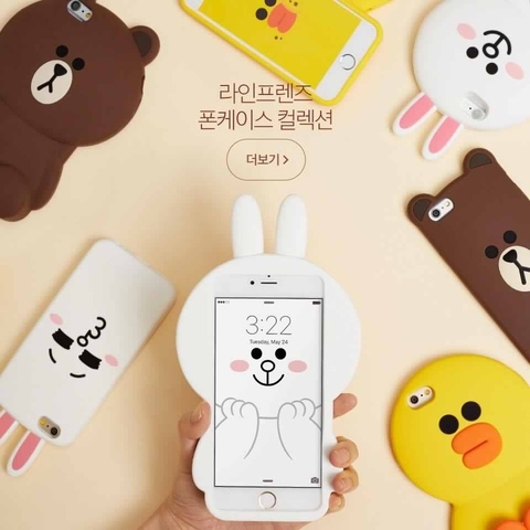 Case cho Iphone 5/6/7