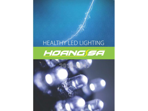 Catalogue đèn LED HoangSa