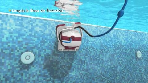 thiết kế robot bể bơi thông minh di chuyển linh hoạt