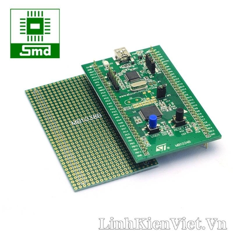 STM32F0 discovery STM32F051