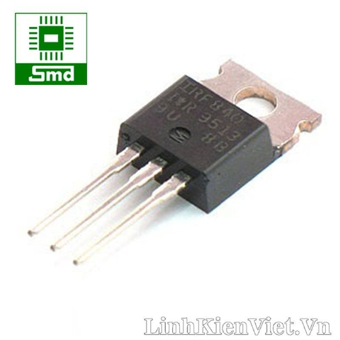 IRF840 N Channel mosfet 8A - 500V TO-220