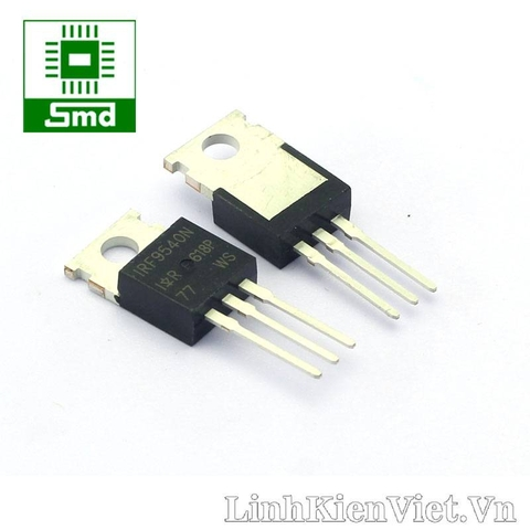 IRF9540 P-Channel mosfet 19A - 100V TO-220