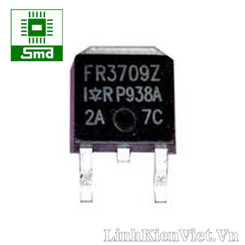 FR3709 N-Channel 86A - 30V TO252