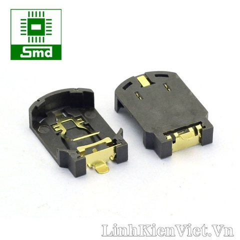 Đế pin CR2032 SMD (CR2032 BS-8)