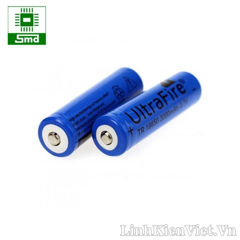 Pin ULtrafire (3000mAh)