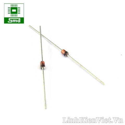 Diode Zener 1N4728 3V3-1W DIP(DO-41 Glass)