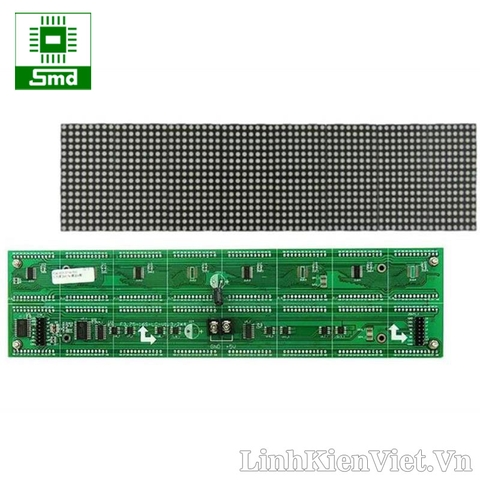 Module led matrix 16x64 F3.0 (304X76mm)