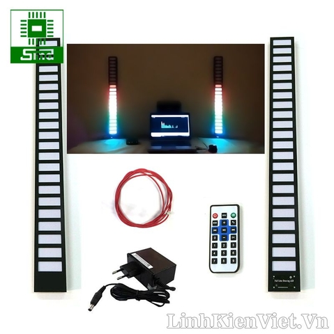 COMBO 2 CỘT LED NHÁY THEO NHẠC FULL COLOR 2019 - Full Color Dancing LED