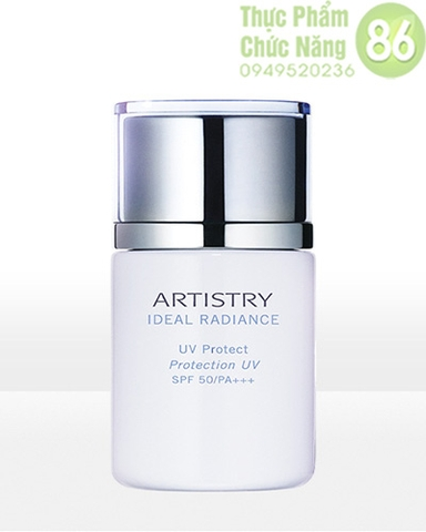 Sữa chống nắng SPF 50 PA++++ ARTISTRY Ideal Radiance (30ml)