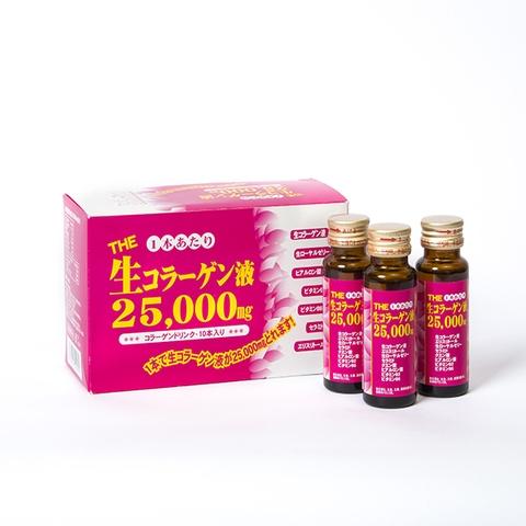 Tác dụng collagen dạng nước của Nhật