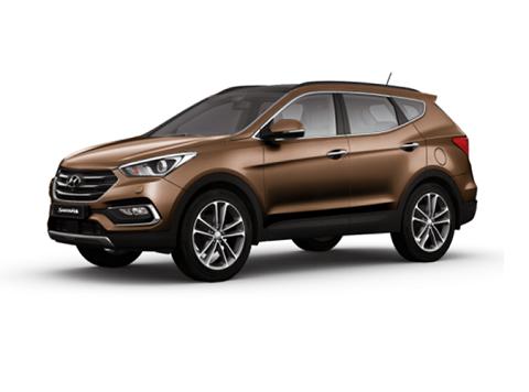 Xe Hyundai Santafe 2017