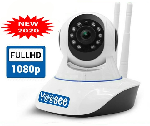 Camera wifi Yoosee 3 râu 2Mpx Full HD