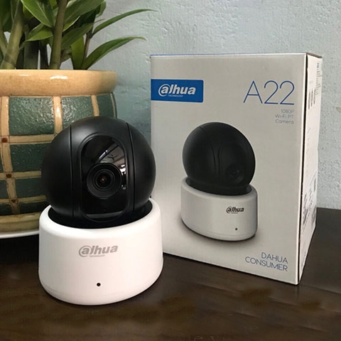 Camera IP Wifi Dahua IPC-A22P 1080P Ống kính F3.6mm