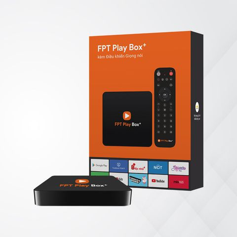 FPT Play Box+ 2019