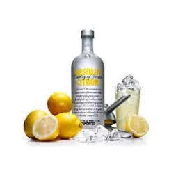 Ruou Absolut Citron(chanh) 0.75L