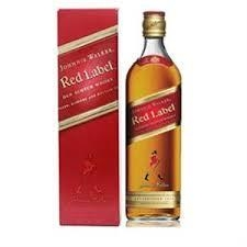 RƯỢU JOHNNIE WELKER RED LABEL 0.75L