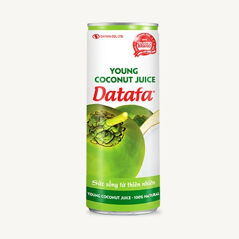 Datafa Young Coconut water
