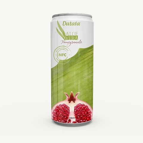 Aloe Vera with Pomegranate Juice Drinks