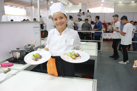 Chef competition