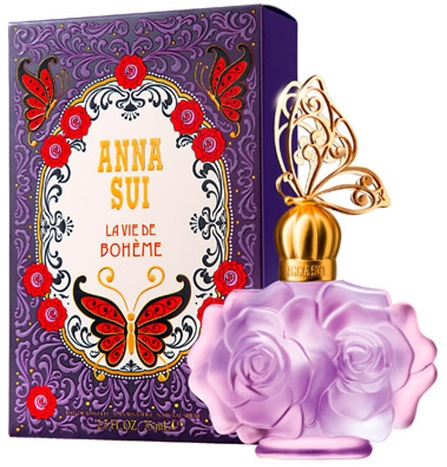 Nước Hoa Mini Anna Sui Lavie De Bohemes EDT 4ml