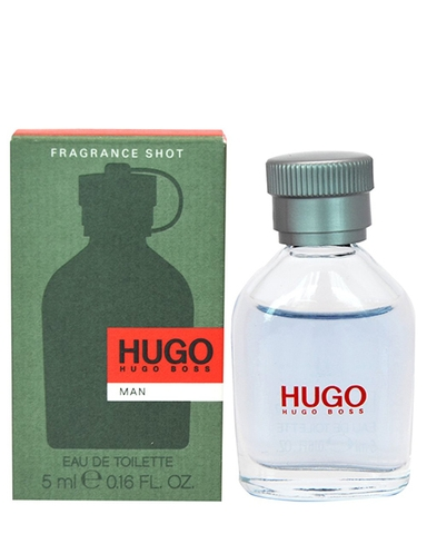 Nước hoa mini Hugo Boss Fragrance Shot EDT 5ml