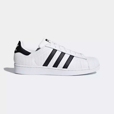 Giày Adidas Superstar White ADM859