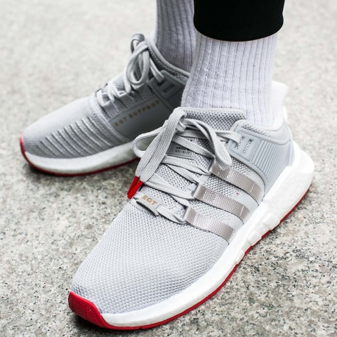 Giày ADIDAS EQT Support 93/17 Grey ADW867