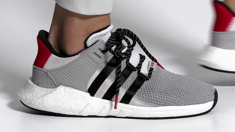 Giày ADIDAS EQT Support 93/17 Grey ADW866