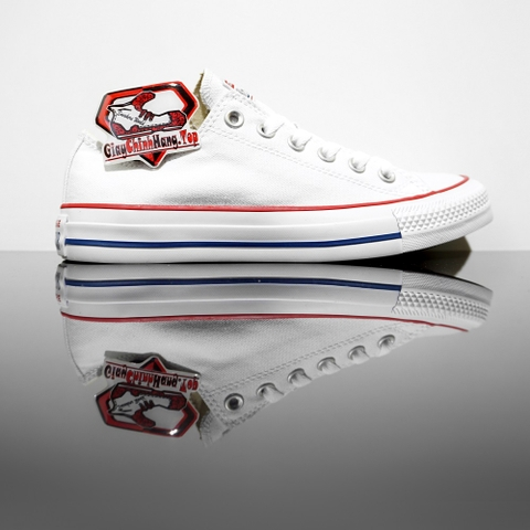 CONVERSE Chuck Taylor All Star Classic Low White