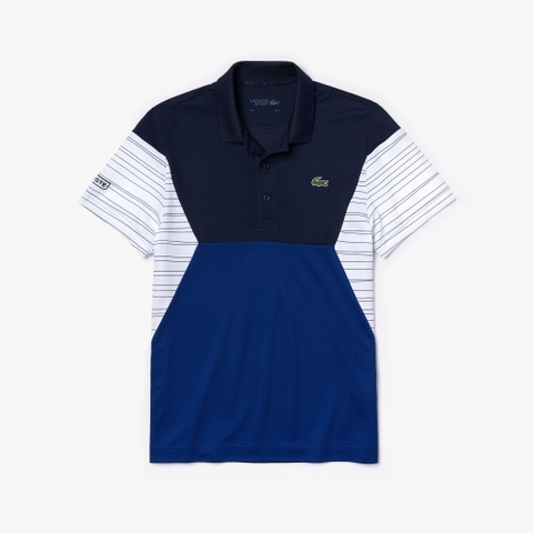 Lacoste Polo Tennis Pique Navy Blue (form Âu)