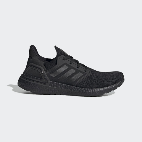 Adidas Ultra Boost Triple Black 2020