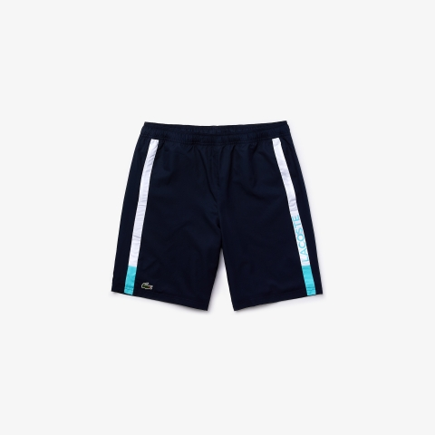 Lacoste Short SPORT Branned Navy Blue 2020