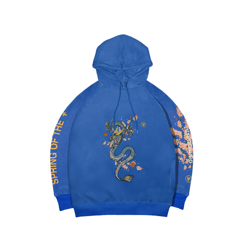 'Yoshino' Dragon Hoodies (3 phối màu)