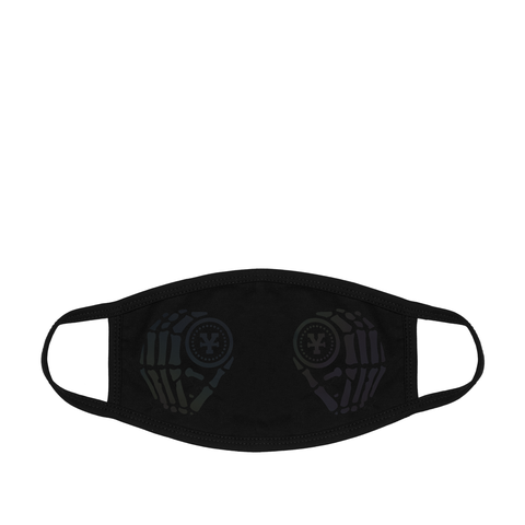 Dirty Coins Mask - Logo Hologram