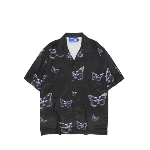 Monarch Print Shirt