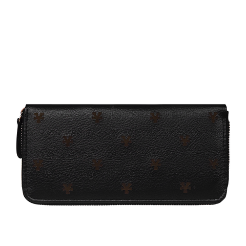 Signature Y Zipped Wallet