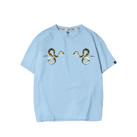 T-Shirts With Snakes (5 phối màu)