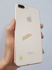 iPhone 8 Plus singapo màu gold