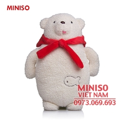Gau bac cuc quang khan do MINISO
