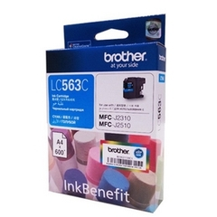 MỰC IN BROTHER LC 563 CYAN INK CARTRIDGE