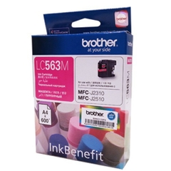 MỰC IN BROTHER LC 563 MAGENTA INK CARTRIDGE