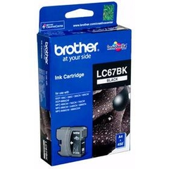 MỰC IN BROTHER LC 67 BLACK INK CARTRIDGE